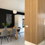 Classic Oak grey felt kitchen and dining room