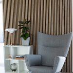 Modern home Akupanels Rustic Natural Oak